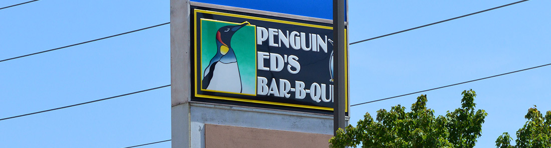 Penguin Ed's on Mission