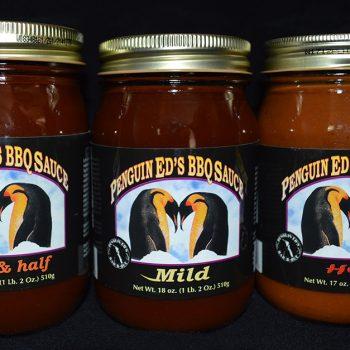 Penguin Ed's BBQ Sauce Pack